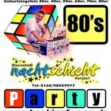 Event DJ Helmut Kleinert - 80er-Party Vol.1