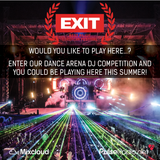 Exit Festival 2014 DJ Competition - Harder Faster No Surrender VA Mix By DJ Shane Phoenix