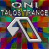 Oni - Talos Trance