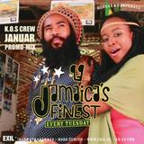 Jamaicas Finest Jan. 2016 Mix by KOS Crew