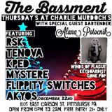 Bassment 2016-12-22 Featuring MysterE