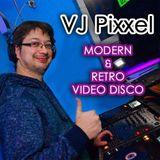 VJ Pixxel - MNML 4 VIDEOCLIP MIX