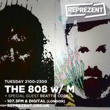 THE 808 With M - Reprezent 107.3FM - Podcast 057 - BEATTIE COBELL (Live performance) - 19.07.16