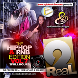 2real Vol.7 The Hip Hop & Rnb 2014 - 2016 Edition (raw Mix)