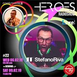Heroes Radioshow 06.02.19 for Radio Vertigo One