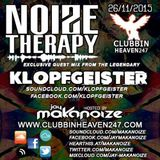 Jay Makanoize feat Klopfgeister - Noize Therapy  26_11_2015