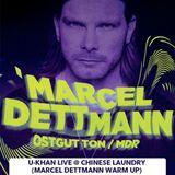 U-Khan Live at Chinese Laundry (Marcel Dettmann Warm Up)