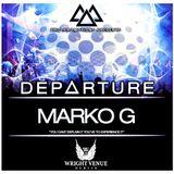Trio Promotions Presents: Marko G - D E P A R T U R E (Competition Mix)