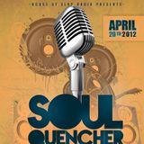 Soul Quencher - A Spoken Word Night Promo Mix