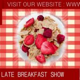 i96 Radio - The Late Breakfast Show with Dan, Dave, Damian & Rob