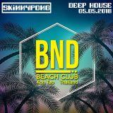 Deep House set @ BND Beach Club-Koh Tao