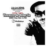Vincenzo De Robertis @ EDM Underground Showcase 28 - 04 - 2016- Www.westradio.gr