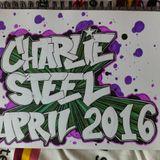 Charlie Steel - April 2016