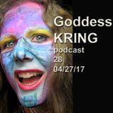 Podcast #28 Goddess KRING