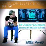Armin Van Buuren & W&W Vs Hardwell & W&W Vs Zedd - D# Jumper Spectrum (Michael Zchullz mashup)