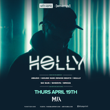 Mully - Live @ Are You M.I.A. HOLLY (April 19, 2018)