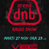 Arena dnb radio show - Vibe fm - mixed by MIGHTY BOOGIE - 27-nov-2012