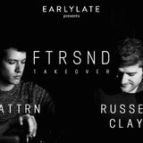 EarlyLate Radio Show #43 (RUSSEL CLAY & PATTRN)