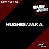 Unlike Sessions - 2017-10-06 - Hughes / Jaka