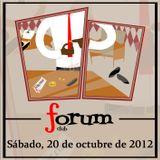 Forum Club Compilation Vol.4 (20th October 2012)