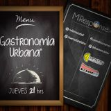 M|Response Gastronomía Urbana