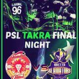 PSL FINAL TAKRA DHAMAKA NIGHT 2016 with RJ Aimy Hala RJ Majid RJ Chakor ISL vs Que 23-2-16
