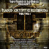 Hard Kryptic Records Volume 1 (Not So) Live on Fear.FM [2009]