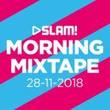 Morning Mixtape / Chase Miles / 28-11-2018