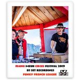 Funky French League Dj set recording @ Radio Meuh Circus Festival 2019