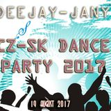 CZ-SK Dance Party 1.0 (by Deejay-jany) (19.8.2017)