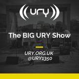 URY:PM - The BIG URY Show 20/01/2019
