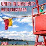 Kristofer - Unity in Diversity 455 @ Radio DEEA (30-09-2017)
