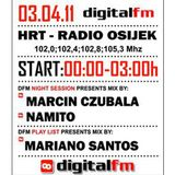DFM_070__03042011__Mariano_Santos--Live__HRT_Radio_Osijek