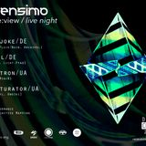 Umansky @ Sensimo fest Re_view Live_Night @ Closer