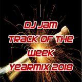 DJ Jam 137 With Djarle,WouZ & Siddix 02.01.2019 Track of the week Yearmix 2018