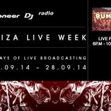 IBIZA LIVE WEEK - SHAUN REEVES @ RUMORS AT BEACH HOUSE, IBIZA