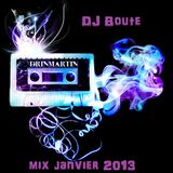 DJ Boute mix janvier 2013