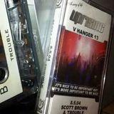 BANGER!! DJ TROUBLE MC DOMER @ HANGER  8/5/2004