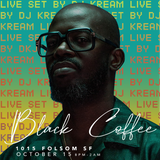 Live Set | Black Coffee @ 1015 Folsom 30th Anniversary