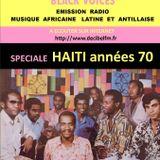 emission de Black Voices spéciale HAITI années 70 N3 sur RADIO DECIBEL dans le LOT AVRIL 2016