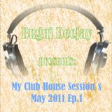 May 2011 Tribal Session Part.1 Bugui Deejay