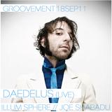 DAEDELUS x ILLUM SPHERE x JOE SHABADU // 18SEP11