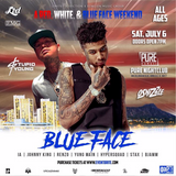 A RED WHITE & BLUEFACE WEEKEND | Renzo & Johnny King Live