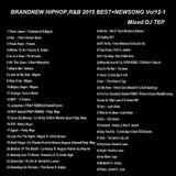 2015 BEST+NEWSONG HIPHOP,R&B Vol.12-1