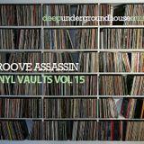 Groove Assassin Vinyl Vaults Vol 15 ( Rare 90's Underground House )