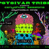 CENYOHUAL SESSIONS Psychedelic Minds DJ Set BarBass