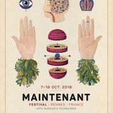 SHAPE Festivals' Hour ft. Maintenant Festival - 1st August 2016