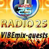 Vibe Mix - Radio 25 Romania #1 Part. 2 - Special Guest Dj Zoly