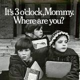 It´s 3 o´clock, Mommy. Where are you?
