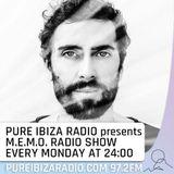 M.E.M.O. radio show 22/05/2017 @pureibizaradio.com